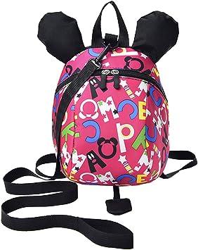 Aimire Arnés de seguridad para niños, mochila para la escuela ...