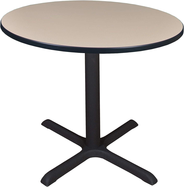 Regency Cali Round Breakroom Table, 36