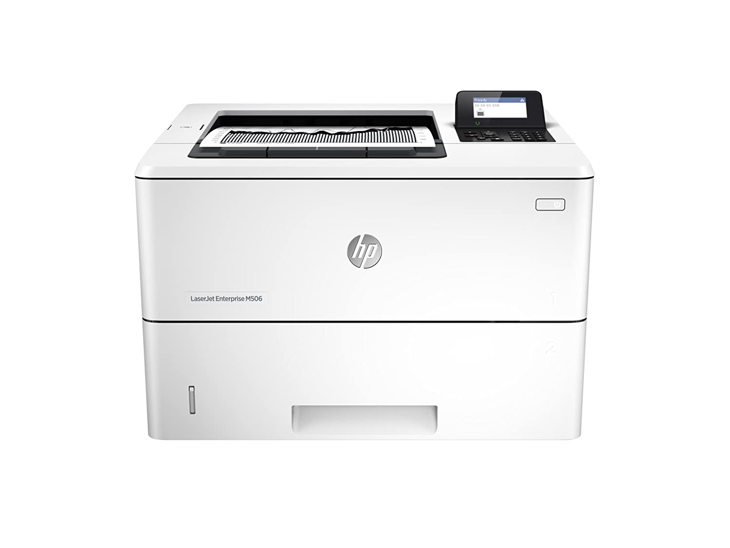 Buy Hp Laserjet Enterprise M506dn Online At Low Prices In Comutronics Electronics Qa India Reviews Ratings