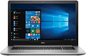 "Dell - Inspiron 17.3"" Laptop - Intel Core i7 - 16GB RAM - 2TB HD + 256GB SSD - Platinum Silver"