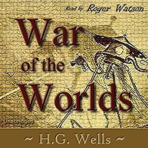 War of the Worlds Audiobook