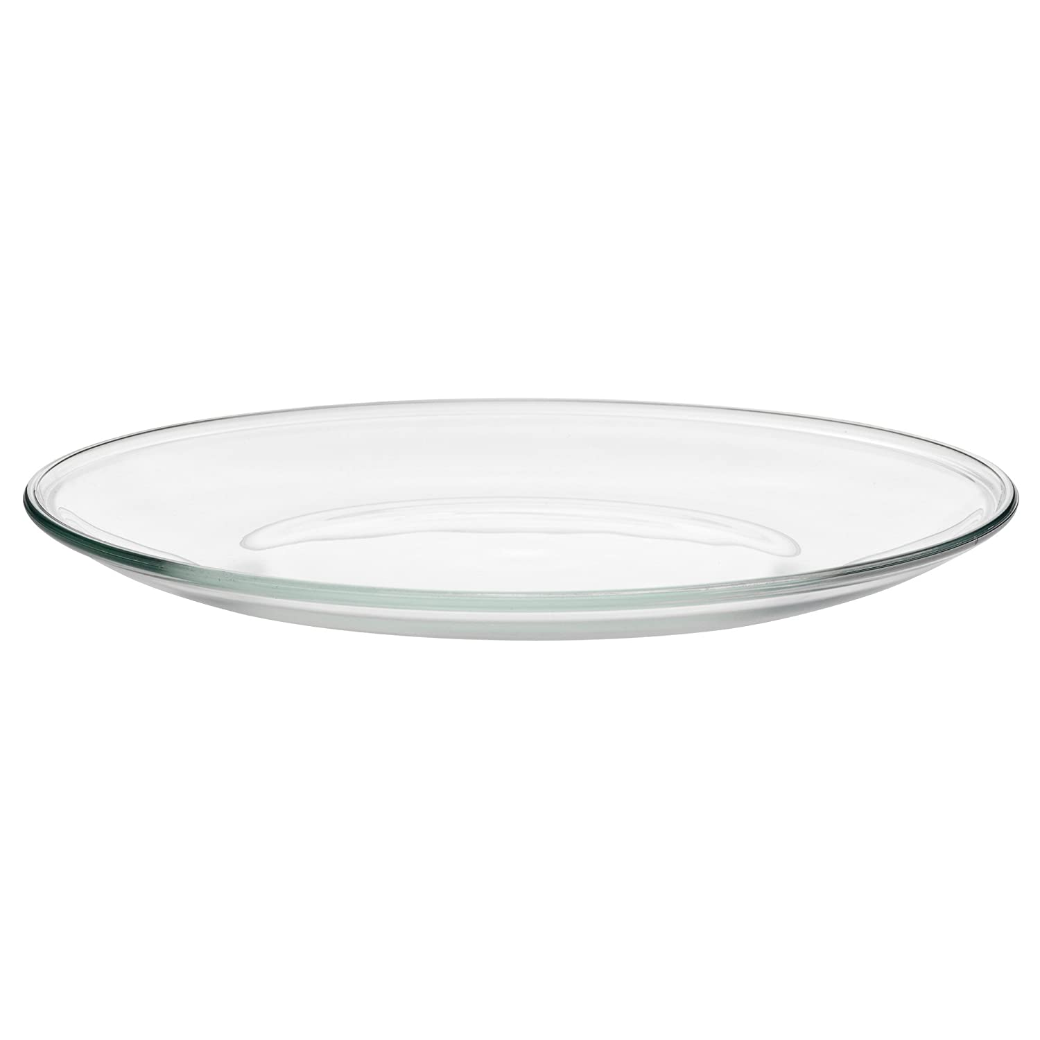 9 inch glass plates ikea oppen set of 4 accent plates