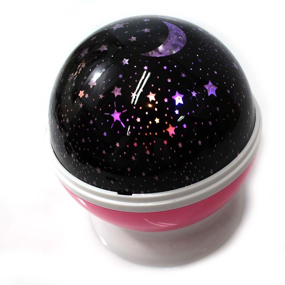 Cosmos estrella cielo luna proyector LED Super brillante noche ...