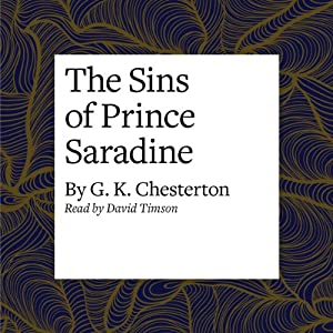 The Sins of Prince Saradine Audiobook