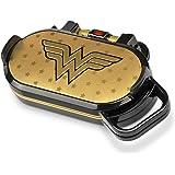 DC Wonder Woman DCW-300CN Pancake Maker, One Size, Gold