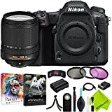 Nikon D500 DSLR Camera with Nikon 18-140mm Lens Starter Combo