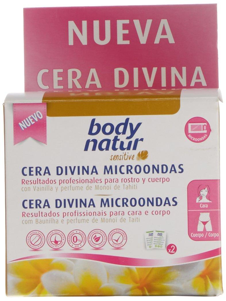 Bodynatur 40336010 - Cera Divina para Microondas: Amazon.es: Belleza