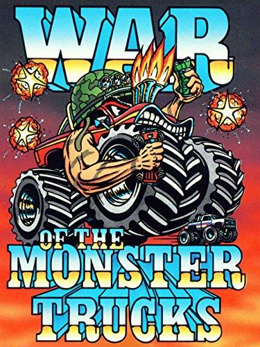 Trucks Mud (War of the Monster Trucks)