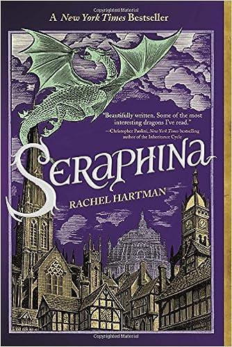 Image result for seraphina rachel hartman