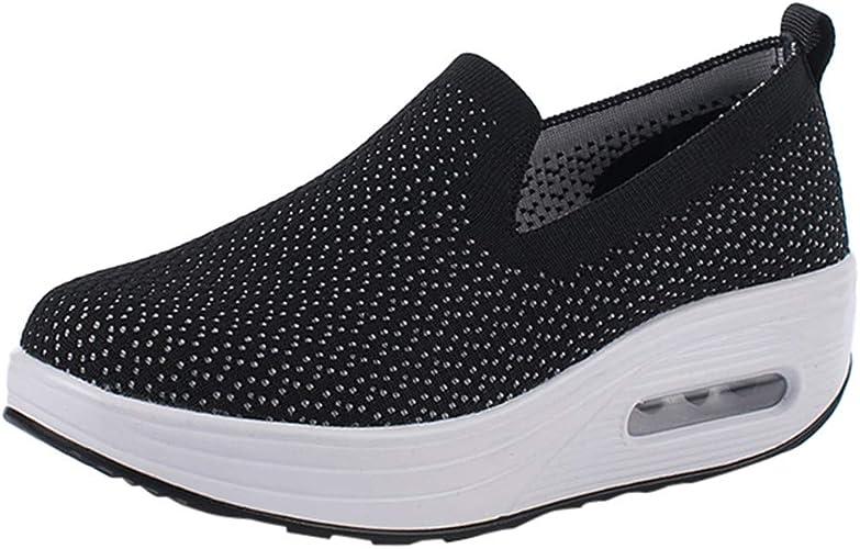 Women's Sneakers Platform Loafer
