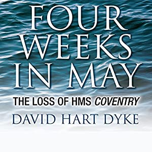 Four Weeks in May Hörbuch