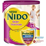 Nestle Nido Kinder Deslactosada Protectus Avanzado De 1-3 Años Leche En Polvo Para Niños, 1.5 Kg