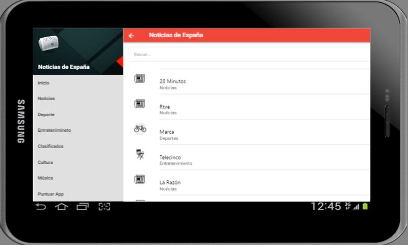 Noticias de España: Amazon.es: Appstore para Android