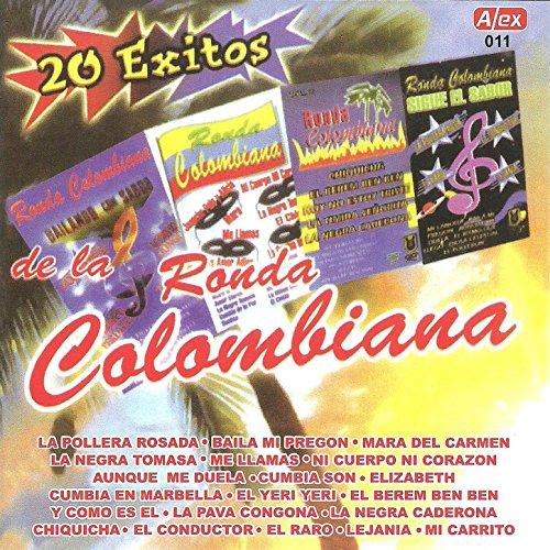... 20 exitos de la Ronda Colombiana