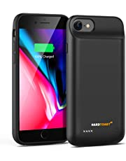 Battery Case for iPhone 6 6s 7 8 5600mAh, External Extended Smart Charging Case Portable Battery Phone Case Charger Protective Battery Pack Power Bank iPhone 6/6s/7/8 ONLY (4.7inch)