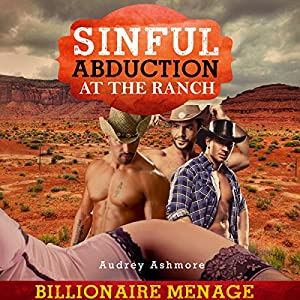 Sinful Abduction at the Ranch Audiobook