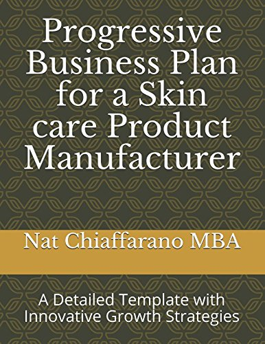 Skin Care Business Plan - 2