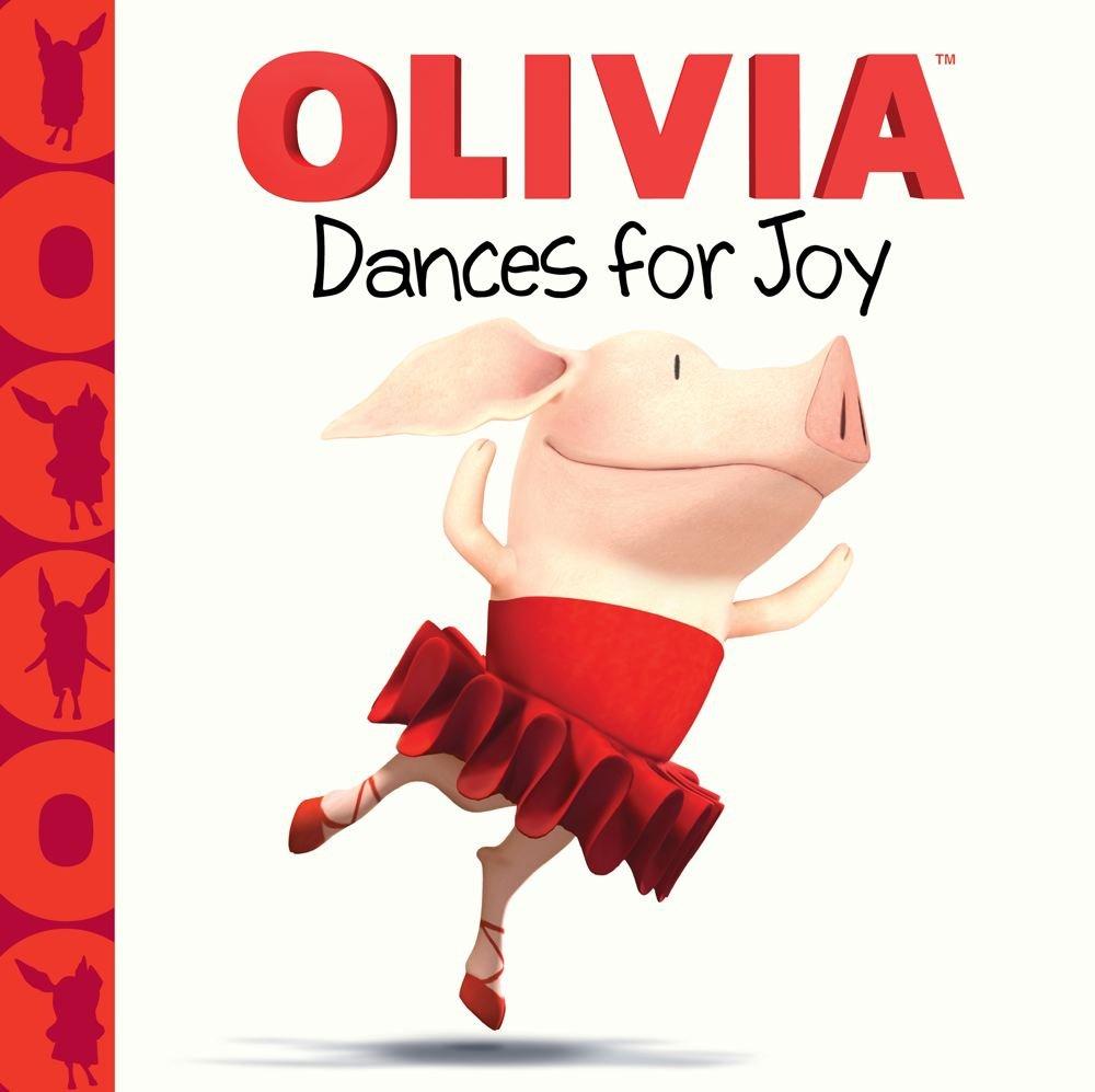 OLIVIA Dances for Joy (Olivia TV Tie-in) PDF