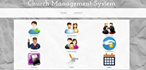 Church Membership and Presentation Maker Software; All in One Church Management Software; Church Facilities, Office, Bookkeeping and Finances Administration Software; 5 User License (WIN AND MAC)