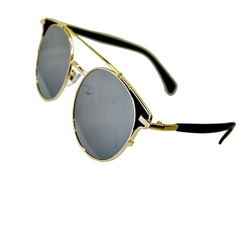 IRIS GLASS Gafas de sol, Diseño y fabricacion ITALIA, Catalogo 2017, Montura de policarbonato estamp...