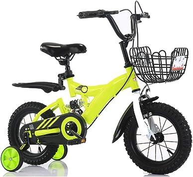 Axdwfd Infantiles Bicicletas Bicicleta Infantil para niños y niñas ...