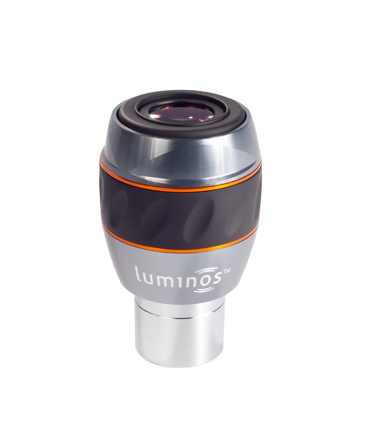 Celestron 93430 Luminos 7mm Eyepiece (Silver/Black)