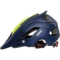 MagiDeal 1pc Casco de Ciclismo Esquí Ultraligero Bici Seguridad Integralmente Moldeado Protector de Cabeza