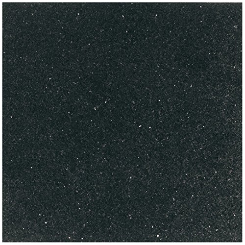 "Dal-Tile G77212121L Granite Tile Galaxy Black Polished 2 15/16"" x 5 7/8"" -  Daltile"