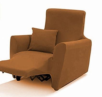 Biancaluna copripoltrona Genius Lounge para sillas sofás ...