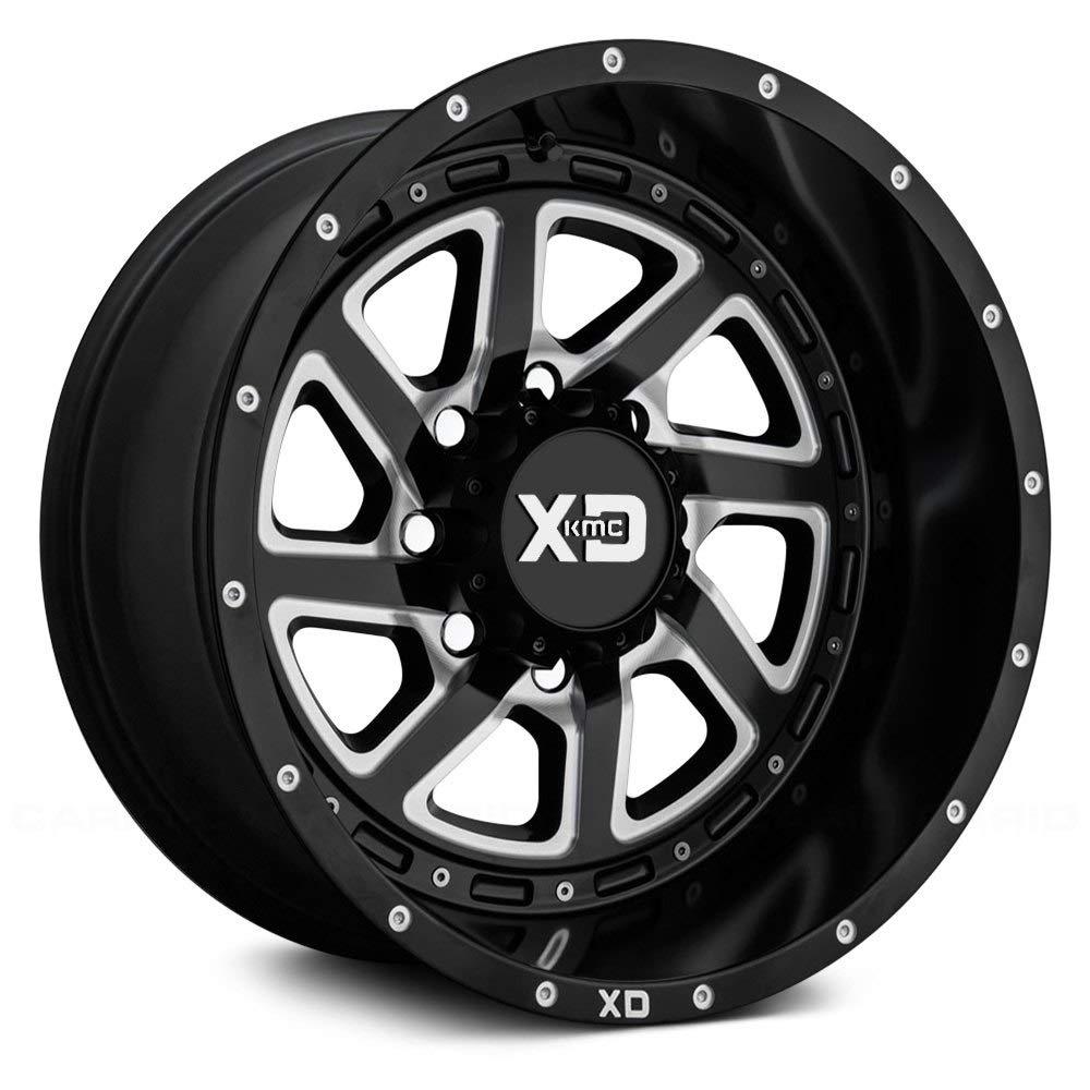 XD833 22X10 5X127 KMC XD