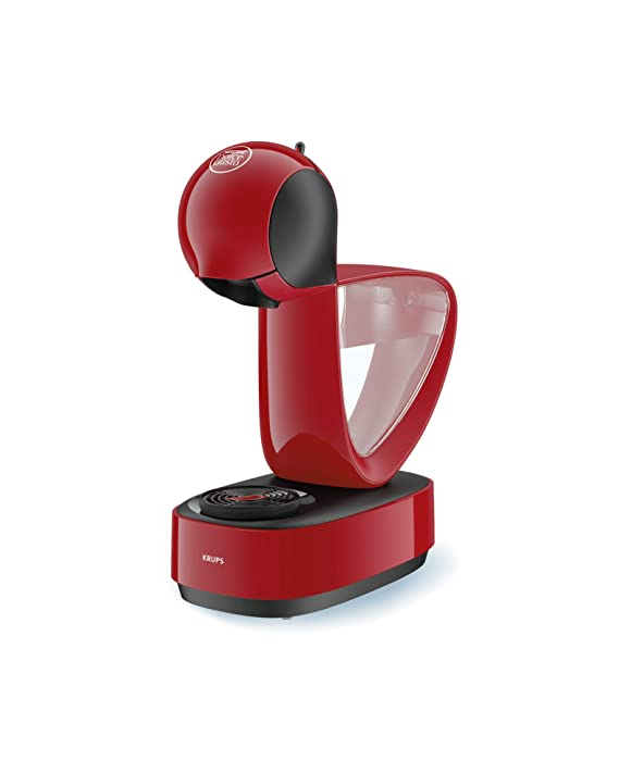 Krups infinissima cafetera café Nescafé Dolce Gusto, rojo: Amazon.es: Hogar