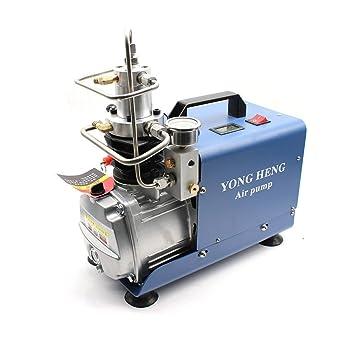 oukaning alta Impresión 30 MPA Compresor Bomba de alta presión eléctrica PCP Bomba de aire eléctrica