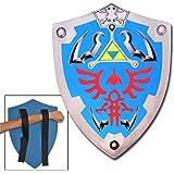 Legend Of Zelda Link Foam Blue Shield LARP by Armory Replicas [並行輸入品]