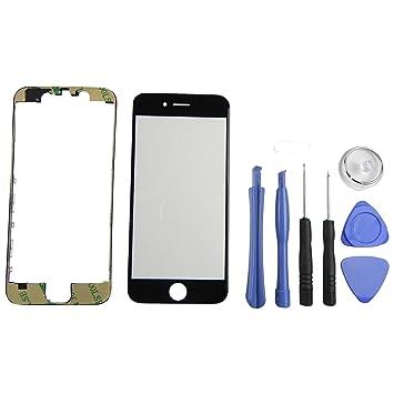 iPhone 6 Display Frontglas Front Glas + 8x Werkzeuge +: Amazon.de ...