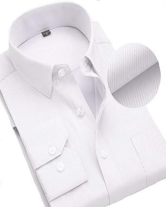 a2ba799ae86bc ITrustit ワイシャツ メンズ 長袖 形態安定 Yシャツ イージーケア ノーマル スリム ボタンダウン ビジネス ドレス