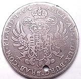 AUSTRIAN NETHERLANDS 1762 1 KRONENTALER..FOREIGN COIN