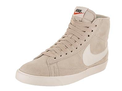 584da378 Amazon.com | Nike Women's Blazer Mid VNTG Suede Casual Shoe ...