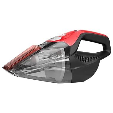 Dirt Devil Plus 16V Quick Flip Pro Cordless 16 Volt Lithium Ion Bagless Handheld Vacuum Cleaner BD30025B