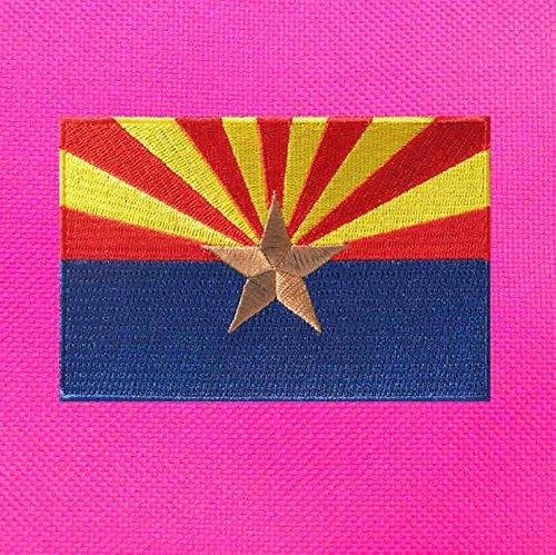 LARGE Arizona Flag Duffel Bag Ladies Arizona Suitcase Duffle Gym Bag GIFT IDEA