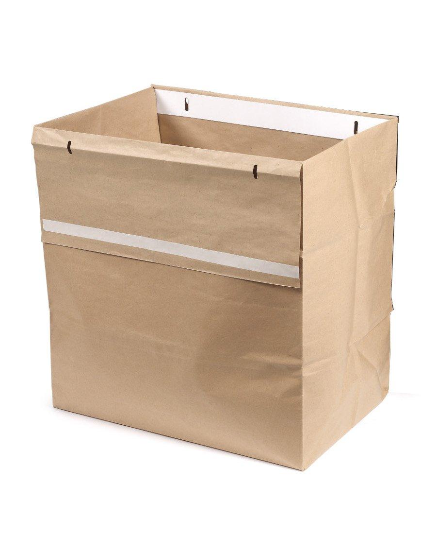 Rexel Aktenvernichter-Abfallbeutel, 30 Liter, 20 Stück, Für Rexel Mercury 30L Aktenvernichter, 2102063 20 Stück