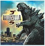 Godzilla Party Lunch Napkins 16 Ct