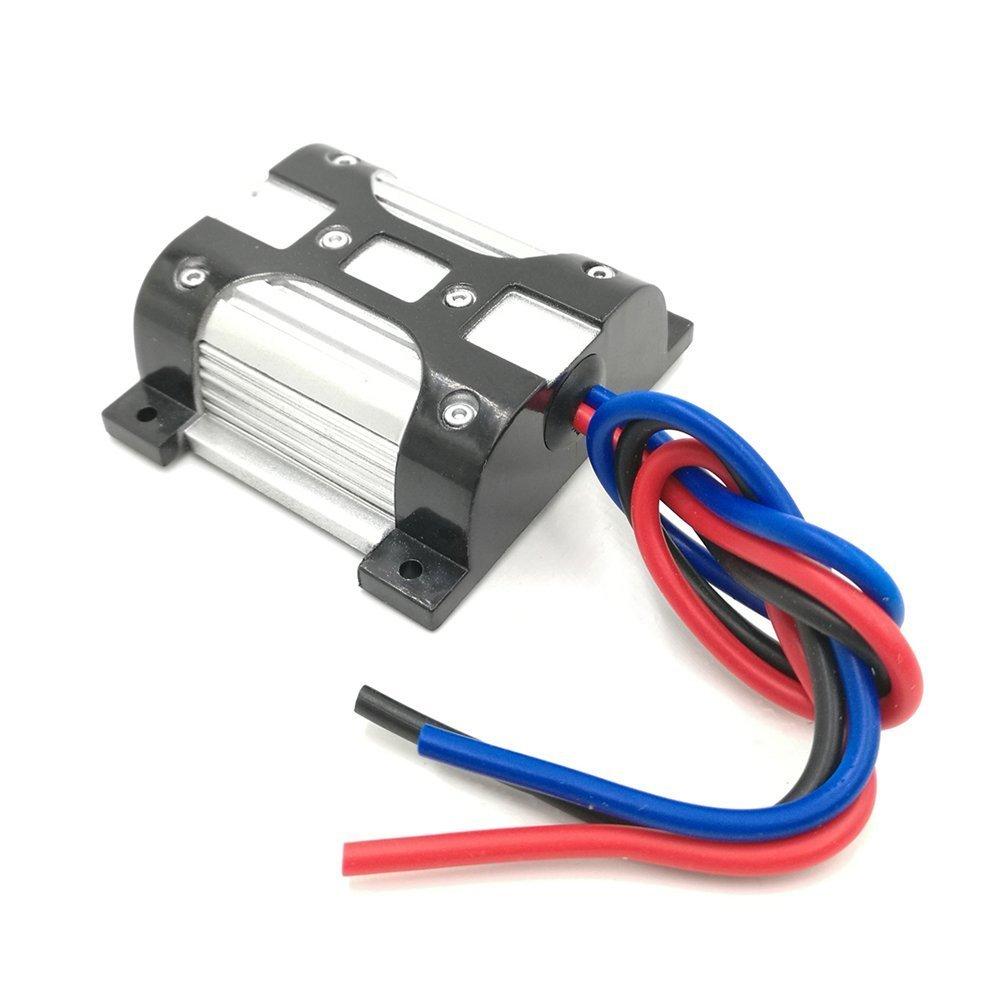 Mr. Ho Isolateur filtre RCA anti bruit pour amplificateur auto voiture antiparasitage antiparasite