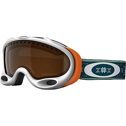 Amazon.com : Oakley A-Frame GB Nordic with Black Iridium Lens : Ski ...