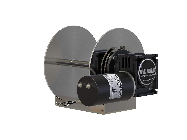 Amazon.com: Anclaje de tambor de acero inoxidable 12 V 1200 ...