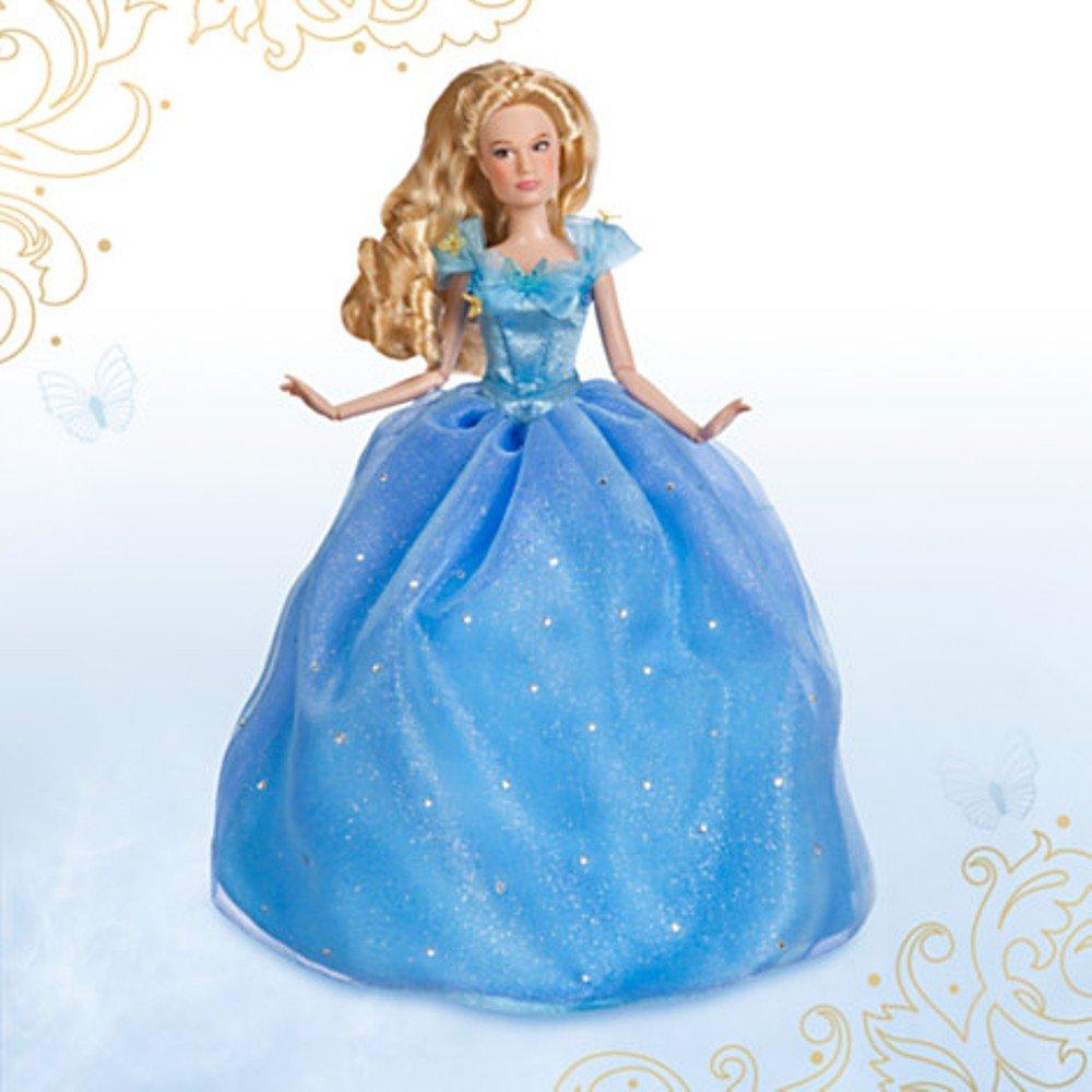 Amazon Disney Store Cinderella Film Collection Doll