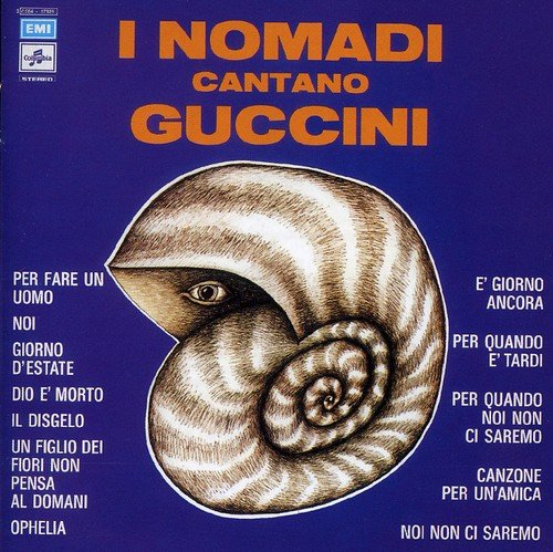 CD : I Nomadi - I Nomadi Cantano Guccini (CD)