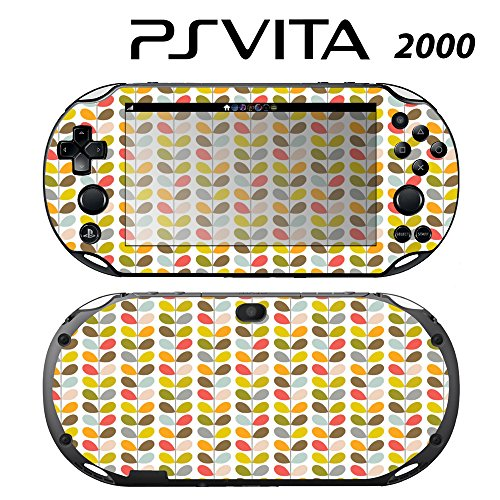 Skin Decal Cover Sticker for Sony PlayStation PS Vita Slim (PCH-2000) - Color Stem -  Decals Plus, PV2-PA24