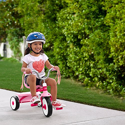 Radio Flyer Ready-To-Ride Folding Tricycle (Pink)