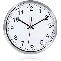 WINOMO Relojes de Pared Silencioso Grandes Originales Cocina
