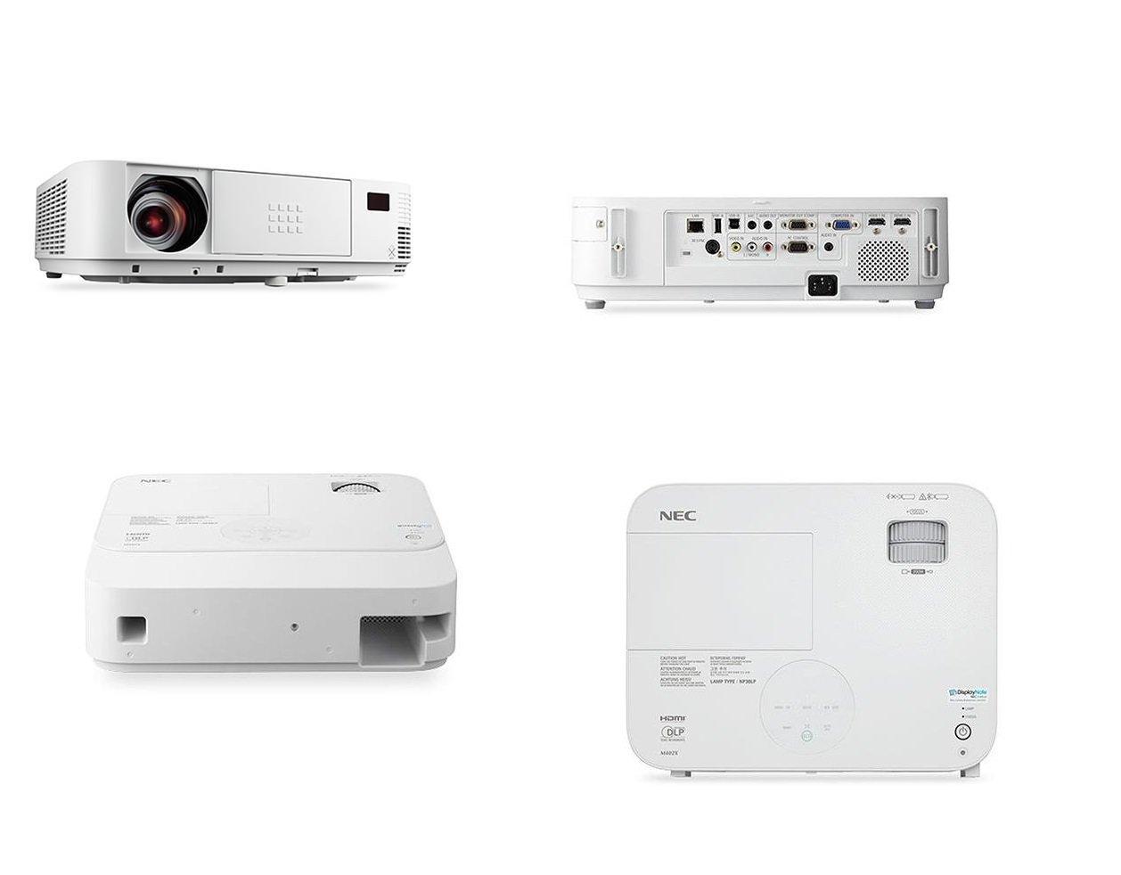 NEC NP-M282X Video - Proyector (2800 lúmenes ANSI, DLP, XGA ...